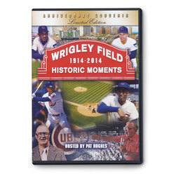 Wrigley Field 1914-2014: Historic Moments