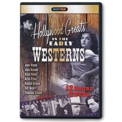 Hollywood Greats in the Early Westerns