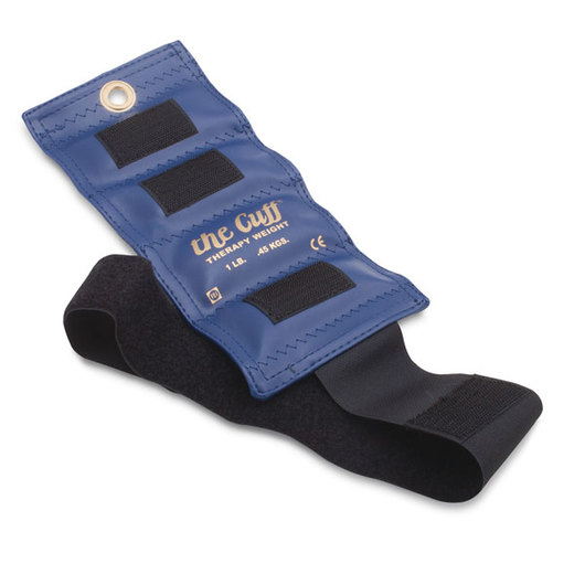 The Cuff® Rehabilitative Weight - 1-pound (Blue)