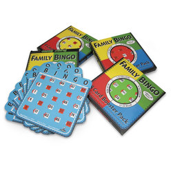 Family Bingo Booster Pack