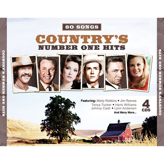 Country's Number One Hits - Set