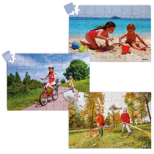 Activities Puzzle Set - 63 Pieces - Set of 3