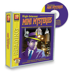 High-Interest Mini Mysteries Binder