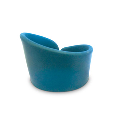 Oh Plah® Chewy Wristband - Blue