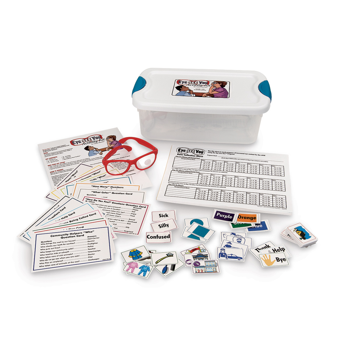 Eye See You Activity Kit from enasco $6.49 (reg $26)
