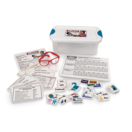 Eye See You™ Activity Kit