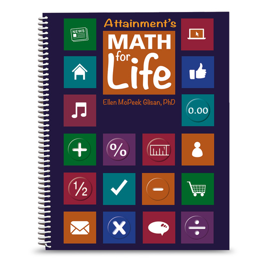 Math for Life Introductory Kit - Student Book Only