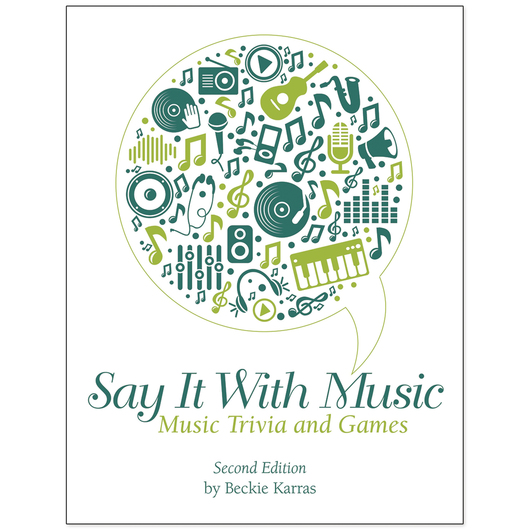 ElderSong® Say It With Music - Second Edition