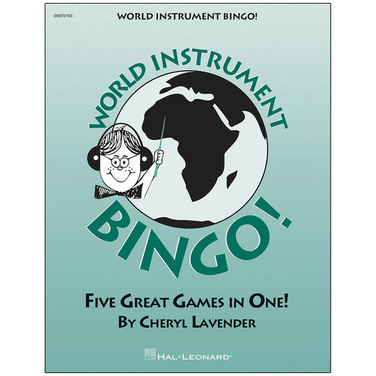 World Instrument Bingo!