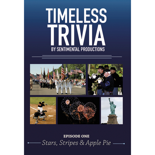 Timeless Trivia Episode One: Stars, Stripes, and Apple Pie