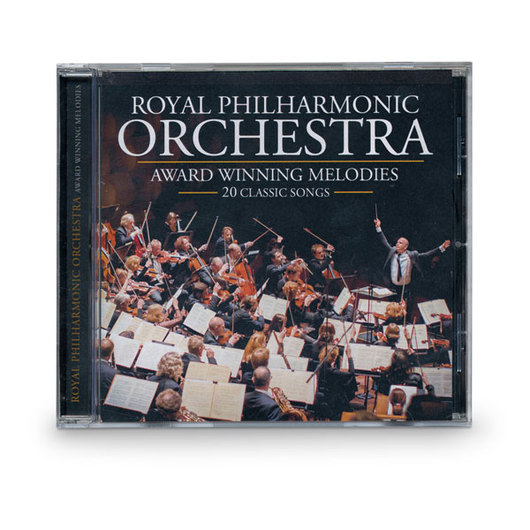 The Royal Philharmonic Orchestra Collection - Set of 2 CDs