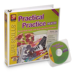 Practical Practice Math Binder