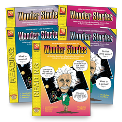 Wonder Stories Book Set