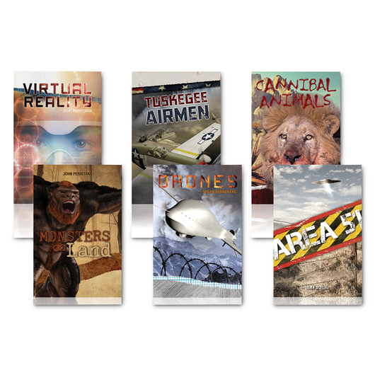 Red Rhino Books® Nonfiction Book Series