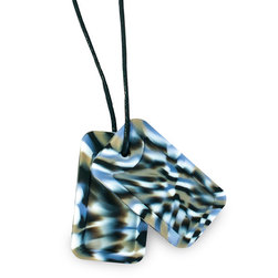 Chewigems® Dog Tag Pendants - Commander