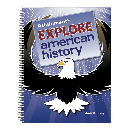 Explore American History - Student Book Only