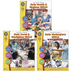 Classroom Complete Press Daily Life Skills Series Set