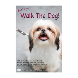 Earth VideoWorks - Walk the Dog DVD