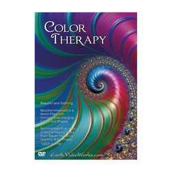 Earth VideoWorks - Color Therapy DVD