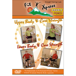Full-Body Conditioning DVD Set