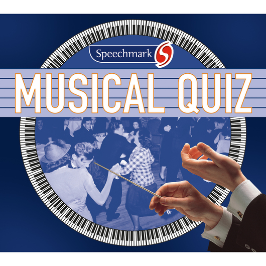 Musical Quiz CD Game