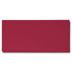 Rectangular Table Cover - Red
