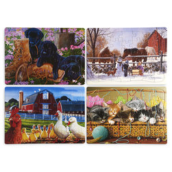 Country Friends Puzzles