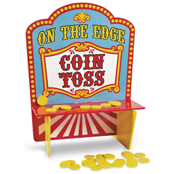 On the Edge Carnival Coin Game - 16 in. x 20 in.