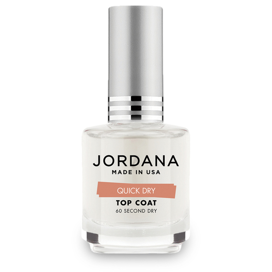 Topcoat Quick Dry Nail Polish - 5 fl. oz.