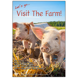 Earth VideoWorks - Visit the Farm DVD