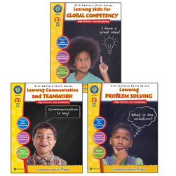 21st Century Skills, Set of 3