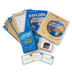 Explore World History Introductory Kit