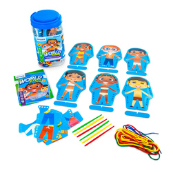 World Kids School Set
