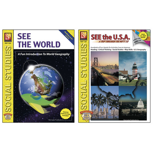 See the U.S.A. and World