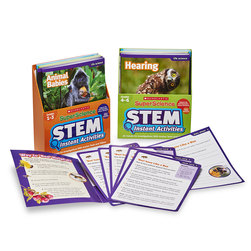 SuperScience STEM Instant Activities - Grades 1-3