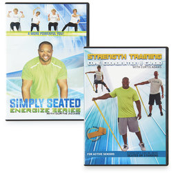 Curtis Adams Exercise DVDs