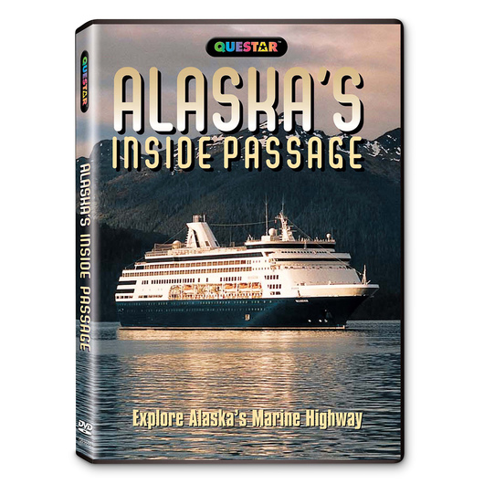 Alaska's Inside Passage - DVD