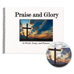 Songs and Sparks Praise and Glory Songbook and CD