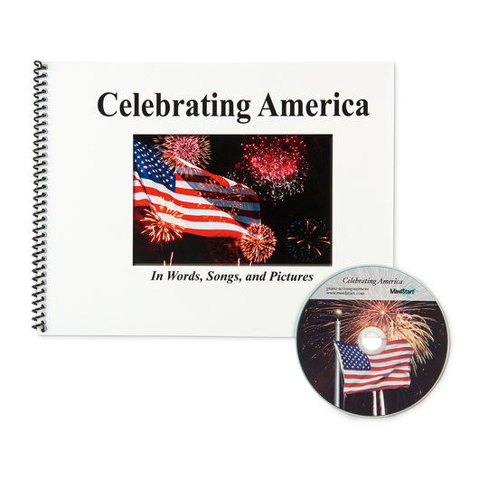Songs and Sparks: Celebrating America Songbook and CD