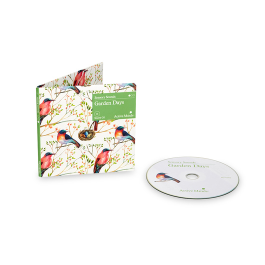Active Minds® Sensory Sounds CD - Garden Days