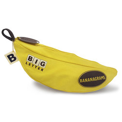 Big Letter Bananagrams®