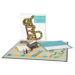 Snakes and Ladders Game - Adapted for Dementia