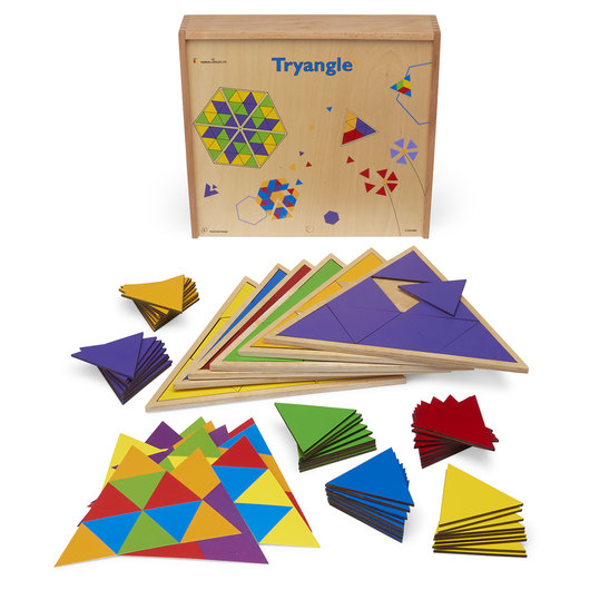 Tryangle Game