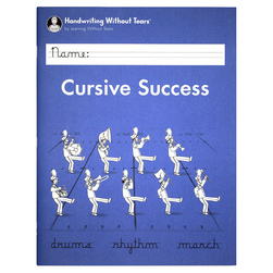 Handwriting Without Tears® - Cursive Success Student Workbook