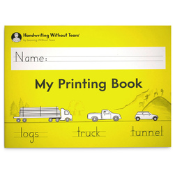 Handwriting Without Tears® - My Printing Book Student Workbook
