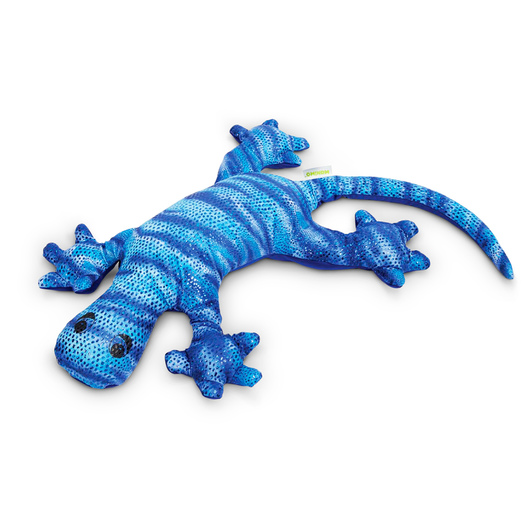 Manimo® Weighted Animals - Blue Lizard