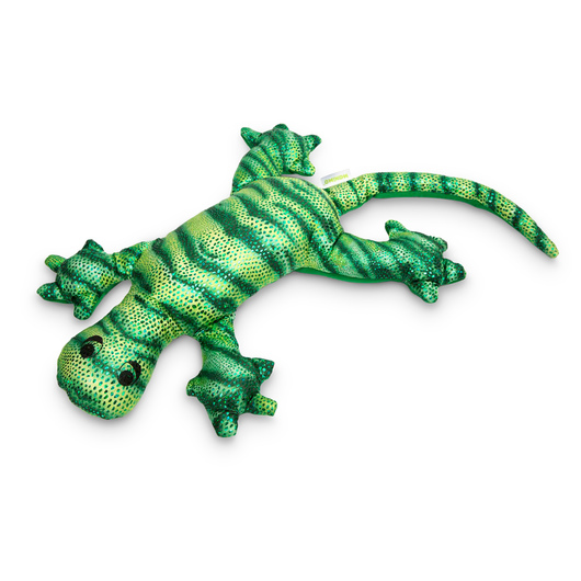 Manimo® Weighted Animals - Green Lizard