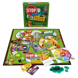 Stop, Relax, and Think Board Game