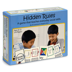 Hidden Rules: Everyday Social Skills Game