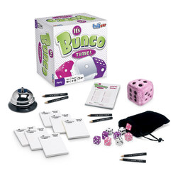 It's Bunco Time!® Dice Game